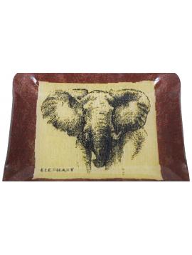 Vide poche éléphant